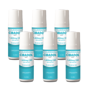wholesale cbd muscle gel