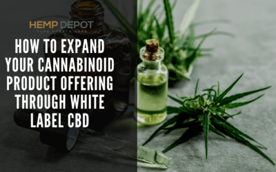 How to Expand Your Cannabinoid Product Offering Through White Label CBD